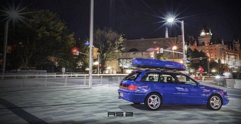 For Sale: 1995 Audi RS2 Avant