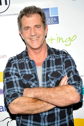 "Mel Gibson Blames ""Male Menopause"" For Uncontrollable Anger"