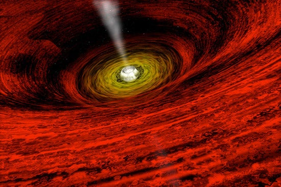 Ask a Physicist: How long does it take for you to fall into a black hole?