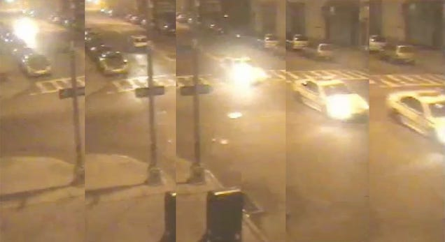 Footage Reveals Potential NYPD Cover-up of Pedestrian's Death