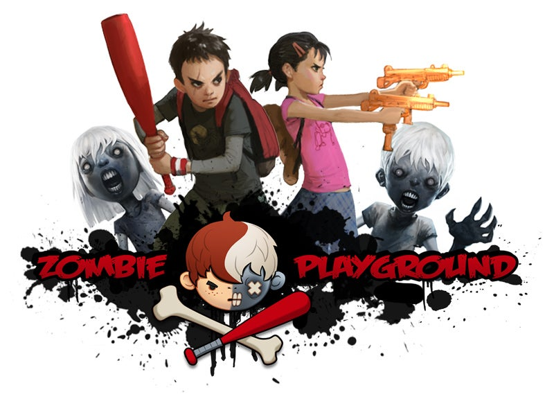 Zombie Playground Turns Art Into a Video Game Starring Kids, Zombies & Rap