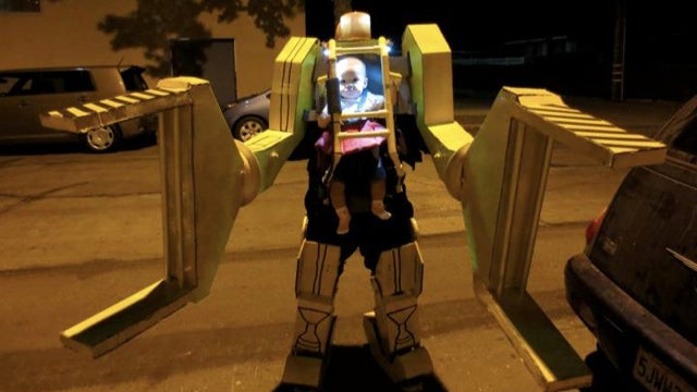 This Could Be the Greatest Halloween Costume of 2012