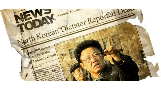 Video Game Almost Predicted Kim Jong-Il's Death