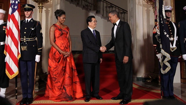 It's Time To Shut Up About Michelle's Damn Dress