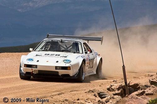 Porsche 928 Rally Car