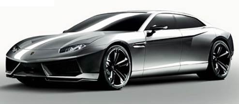 Lamborghini Estoque Four-Door Concept, Revealed!