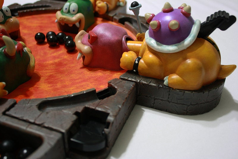 I Want To Play With This Hilarious Set Of Hungry Hungry Koopas