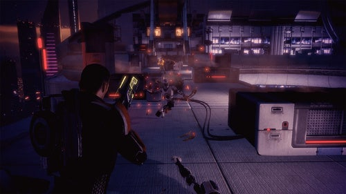 Mass Effect 2 Control Impressions: That's Better, Shooter [UPDATE]