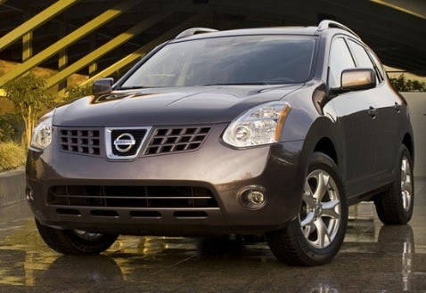 Nissan's New Rogue Aims Low