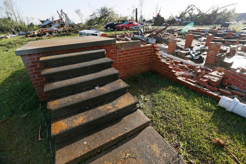 Meteorologists Did an Incredible Job Forecasting This Week's Tornadoes
