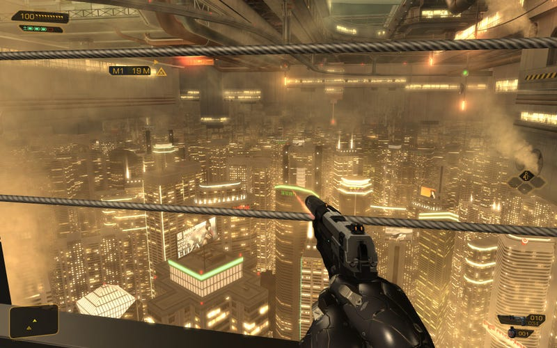 A Few Favorite Things About Deus Ex: Human Revolution