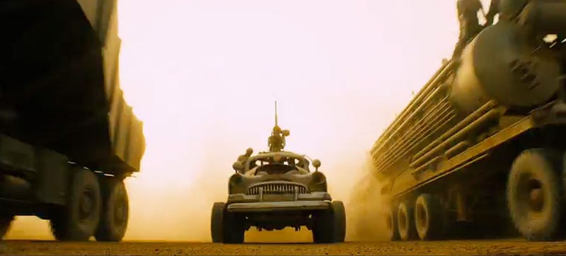 Let's Try And ID All The Cars In The New Mad Max Trailer