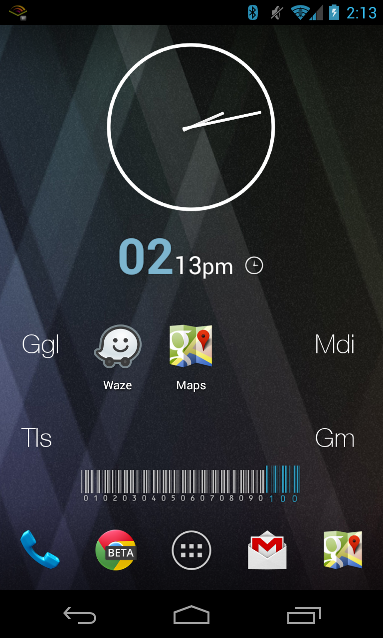 Use Your Phone's Homescreen as a Temporary Quick Link Location