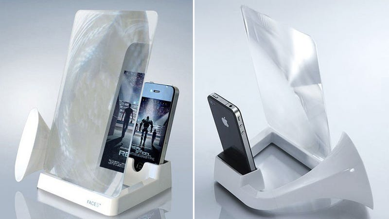 Giant Magnifier For Those Who Think the iPhone 5's Display Is Still Too Small