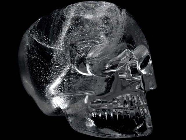 Should we be tracking down crystal skulls in order to save the world?
