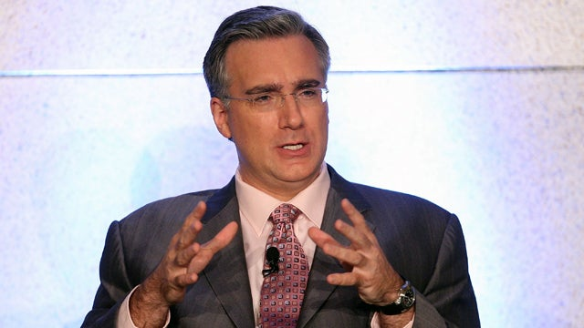 Keith Olbermann Officially Announces His Marriage to Al Gore