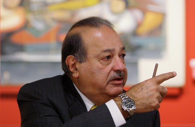 Carlos Slim, Extortionate Monopolist
