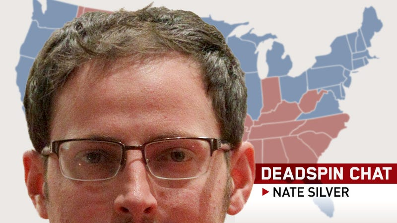 Skew Yourselves: Nate Silver Is Here To Answer Your Questions