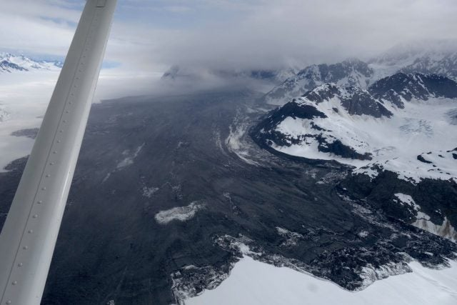 Enormous Landslide Detected in Alaska