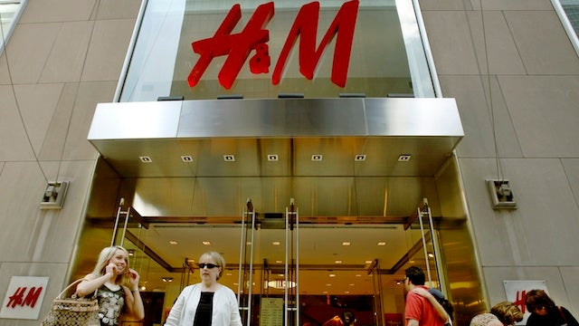Your H&M Jeans Made 300 Cambodian Workers Pass Out