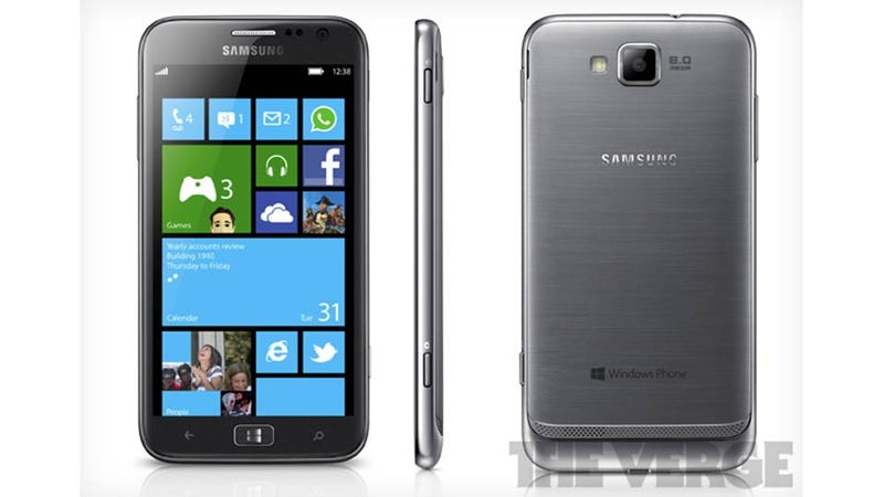 Samsung Might Bring the Galaxy S III to Windows Phone