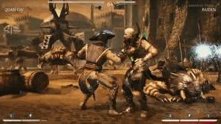 <i>Mortal Kombat X</i>'s Brutalities Are Gruesome