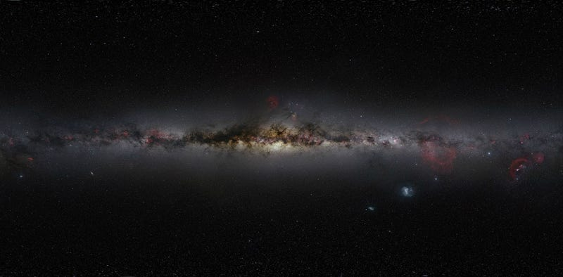 Largest true-color image of the sky ever is made of 37,000 photos