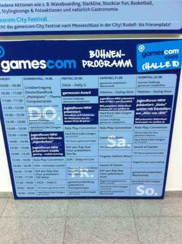 The Massive GamesCom Preview Gallery