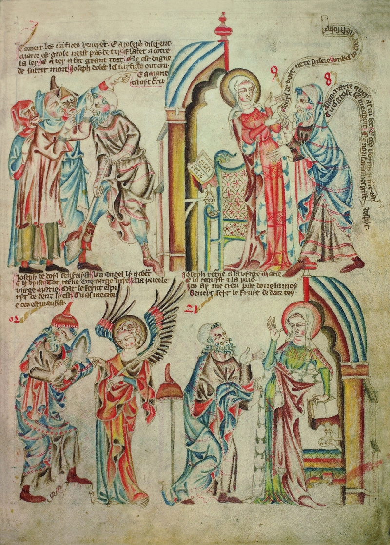 This Is What Comic Books Looked Like in the Middle Ages