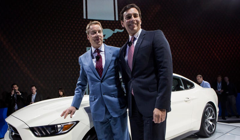 Mark Fields Doesn't Have To Turn Ford Into A Big Electric Car Company