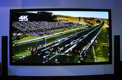 Panasonic's 152-Inch 3D Plasma the Biggest TV Yet
