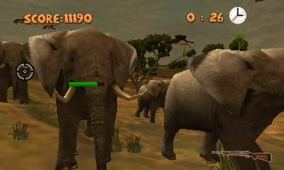 In This Week's Nintendo Download, Meet the Majestic Animals of Africa. Then Shoot Them.