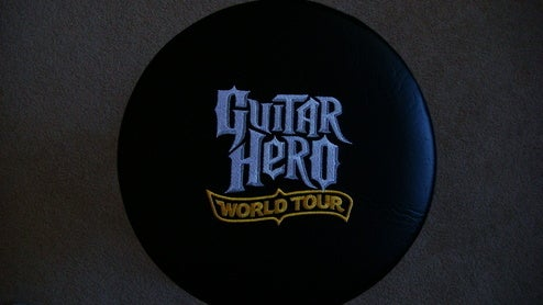 Meet The Official Guitar Hero World Tour Seat
