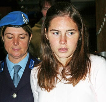Mafioso Claims Amanda Knox Is Innocent