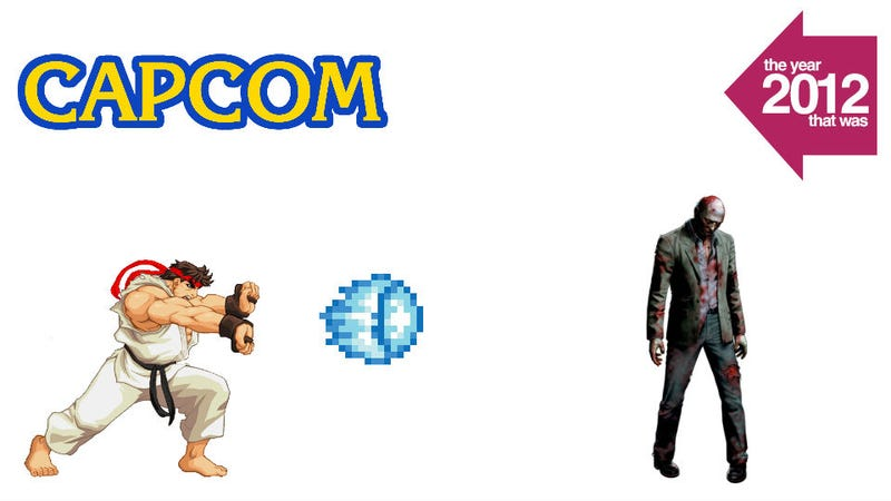 The Smartest & Dumbest Things Capcom Did In 2012