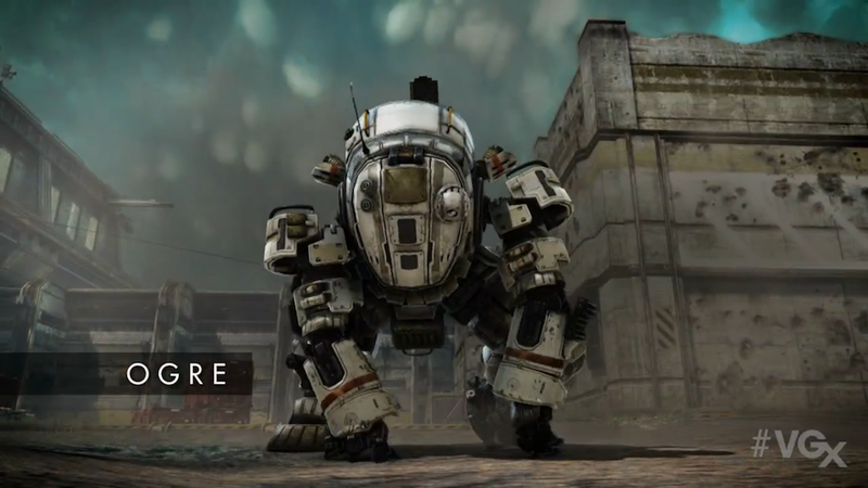 Meet Two Of Titanfall's Titan Classes [Update]