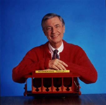 Mister Rogers Lives On In Our Hearts