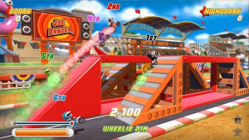 Joe Danger Review: Touch The Sky