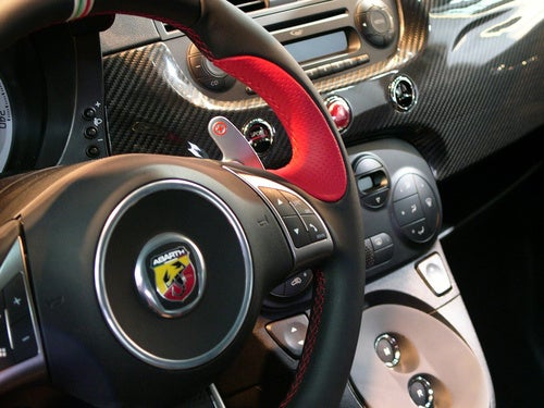 Abarth 685 Triubto Ferrari Fiat 500