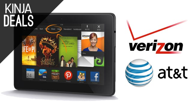 Buy a Kindle Fire HDX Today, and Get a Free Upgrade to the LTE Model