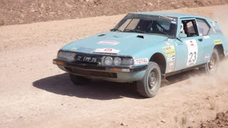 Is There A More Absurd Rally Car Than A Citroën SM?