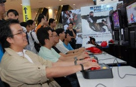 Street Fighter IV Sparks Street Fighter Tournaments