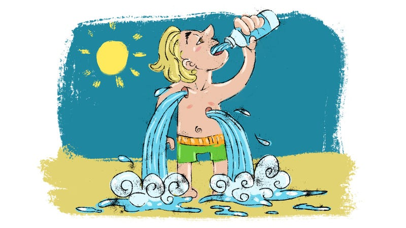 Four Myths About Hydration That Refuse To Die