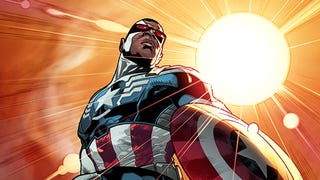 How am I going to be an optimist about this: Sam Wilson as Captain America.
