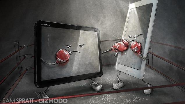 Specs Still Matter (Or: iPad 2 vs. Motorola Xoom)