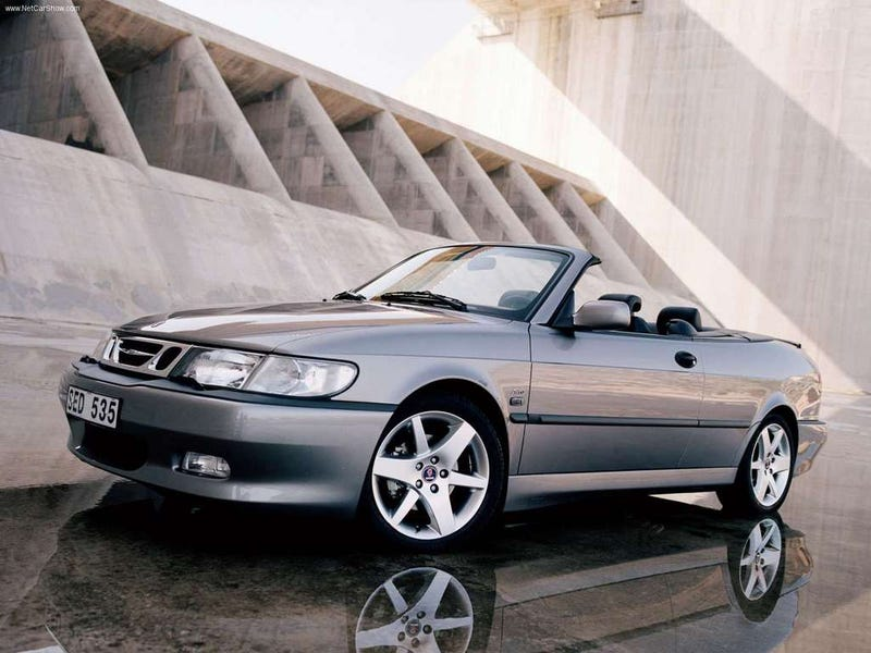 I Am Weirdly Obsessed With These Saab Wheels