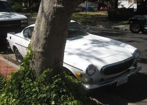 1969 Volvo P1800 Down On The Alameda Street