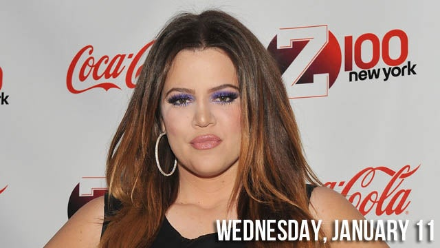 Surprise! Khloe's Not a Kardashian After All