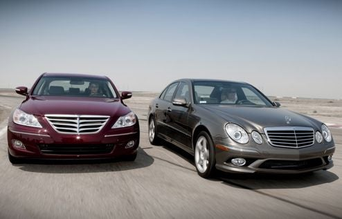 Motive Pits Hyundai Genesis Against Mercedes E-Class, Will Our Expectations Survive?