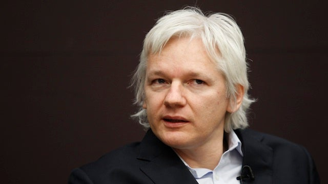 Who Should Be on Julian Assange's Talk Show?